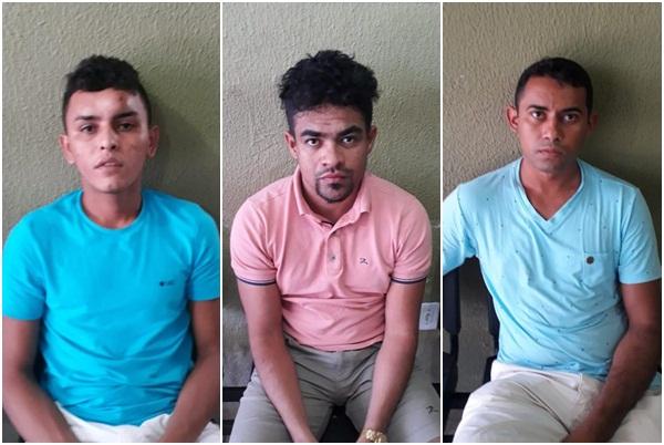 Cearenses de alta periculosidade são presos em motel no Piauí