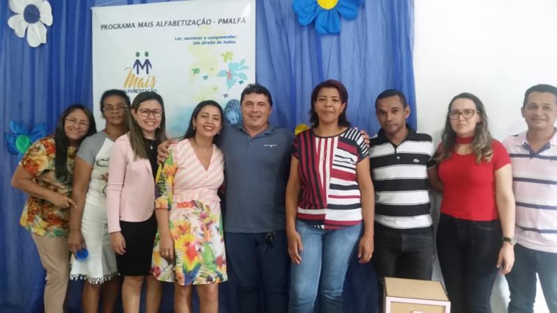 Secretaria da Educação realiza formação continuada para os Professores