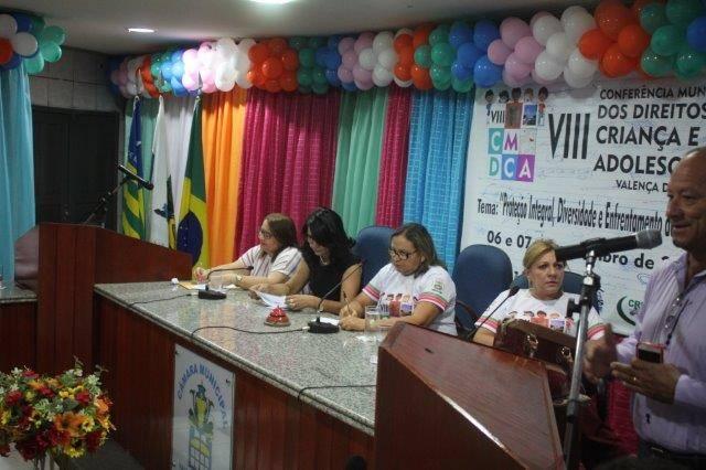 Proteção integral e enfrentamento às violências são debatidas em Valença