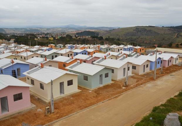 Governo do Piauí investe quase R$ 5 milhões na construção de casas