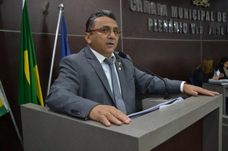 Dudu aciona TCE e pede providências sobre convocação de Guardas Municipais