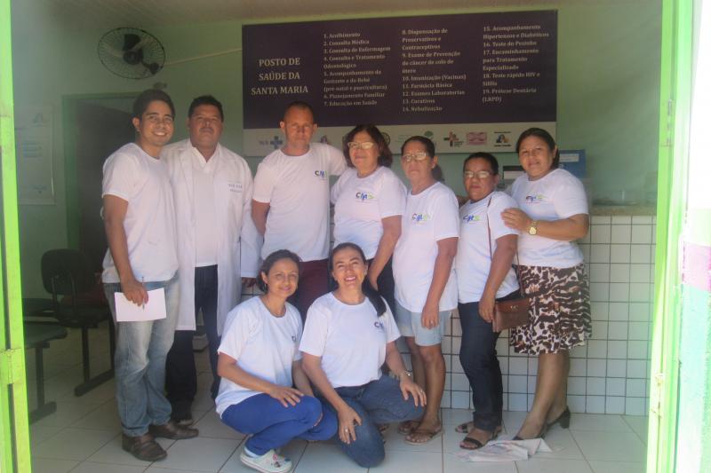 Conselho Municipal de Saúde visitou UBS's na sede e na zona rural