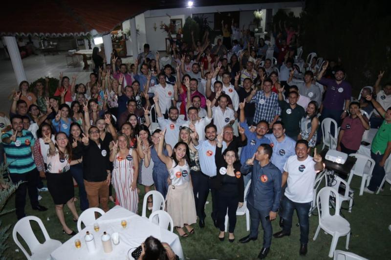 Mais de 200 advogados apoiam candidaturas de Lucas Villa e Robson Aragão