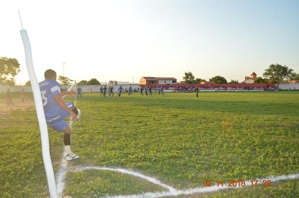 13 de maio vence por 4 x 1 o Lagoa Futebol Clube na abertura do campeonato