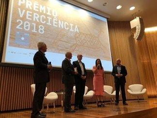 Margarete Coelho fez entrega do Prêmio VerCiência no RJ