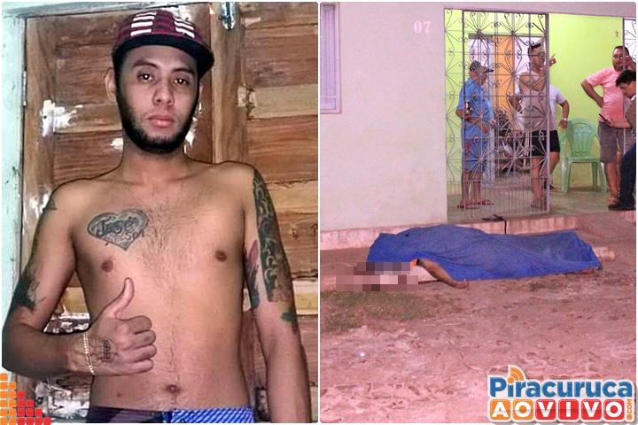 Homem é assassinado a tiros em Piracuruca