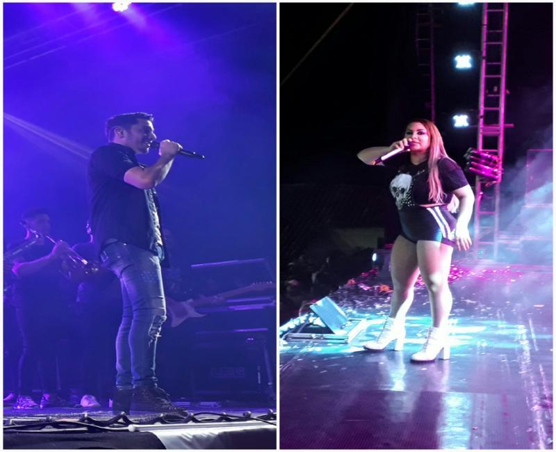 Márcia Fellipe e Jonas Esticado marcam o dia 09/11 com mega Show em Landri Sales