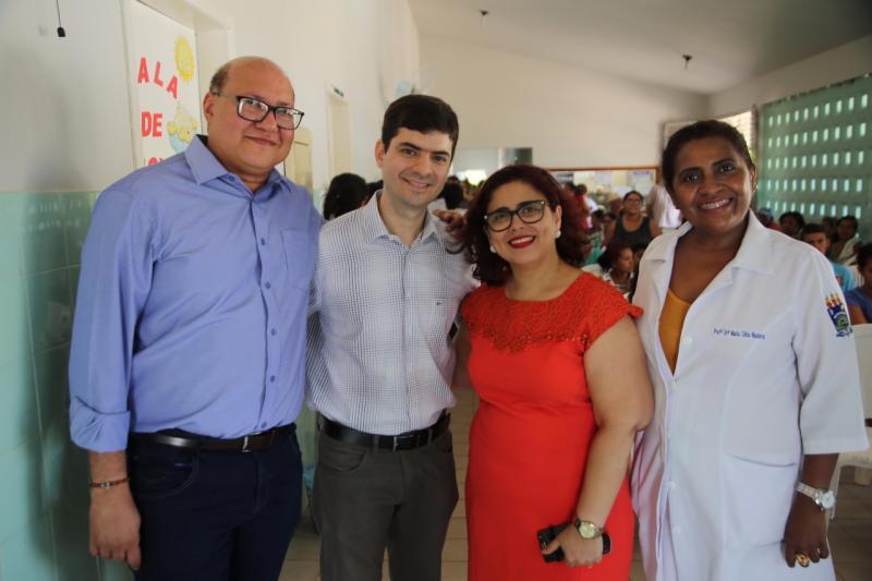 Prefeitura de Altos em parceria com HU-UFPI realiza
