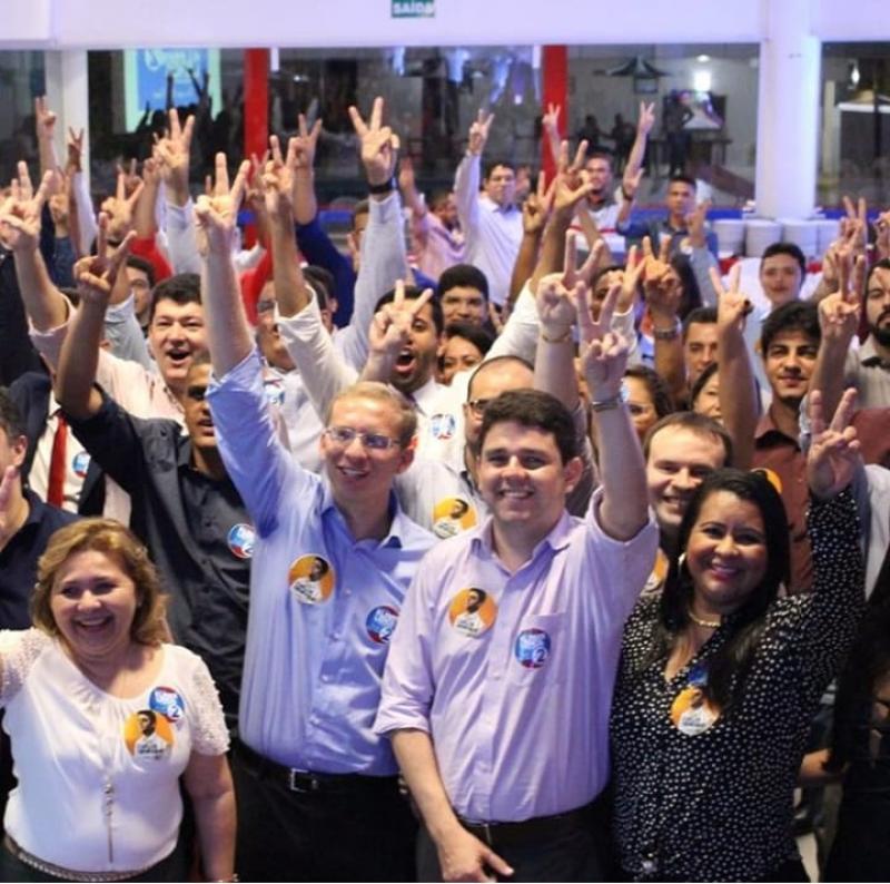 Eleições OAB: Carlos Henrique conquista apoiadores na região sul