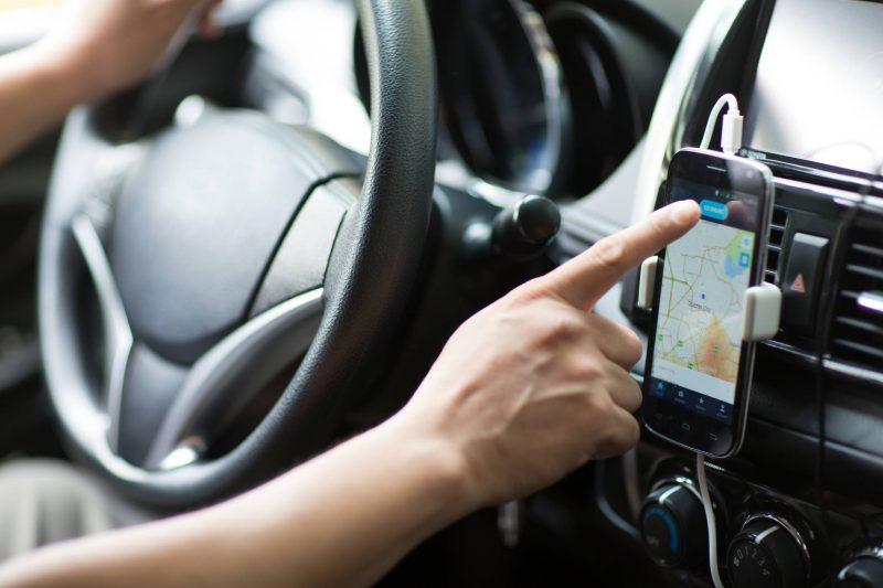 Motoristas de transporte por aplicativo protestam contra projeto de Firmino