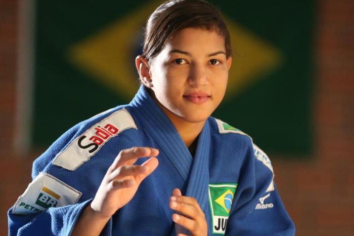 Sarah Menezes disputará Gran Prix de judô na Holanda