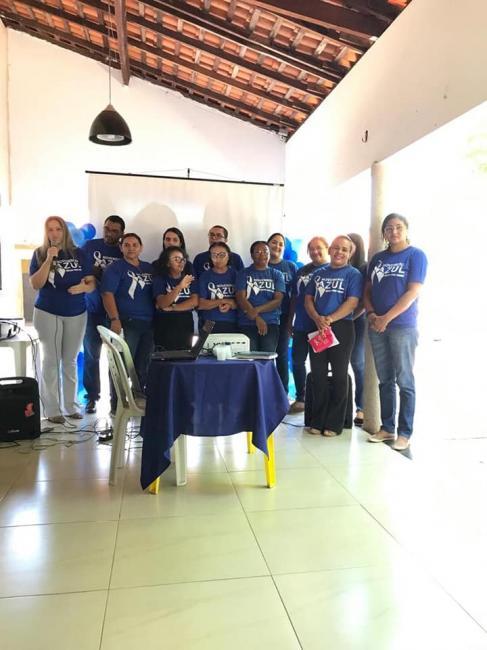SMS de Demerval Lobão  inicia ações do novembro azul