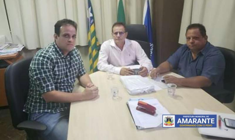 Prefeitura de Amarante vai perfurar dez poços na zona rural do município