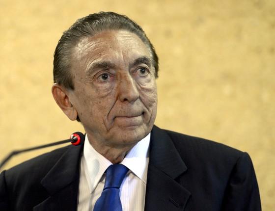 Ex-ministro Edison Lobão receberá título de cidadão piauiense