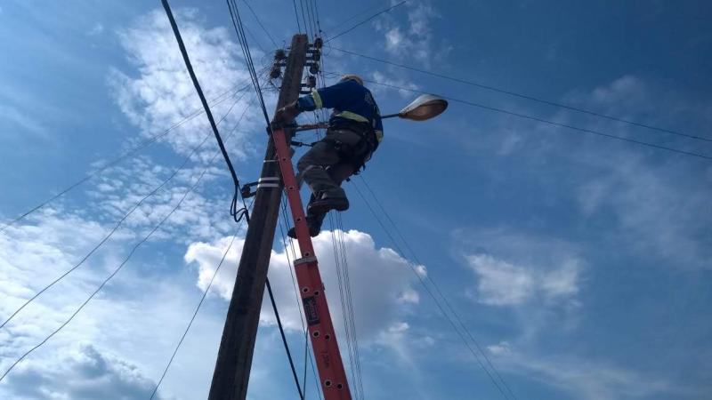 Prefeitura de Amarante faz ação contínua de troca de lâmpadas na cidade
