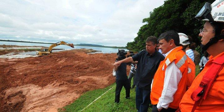 Governador autoriza recuperação de três barragens