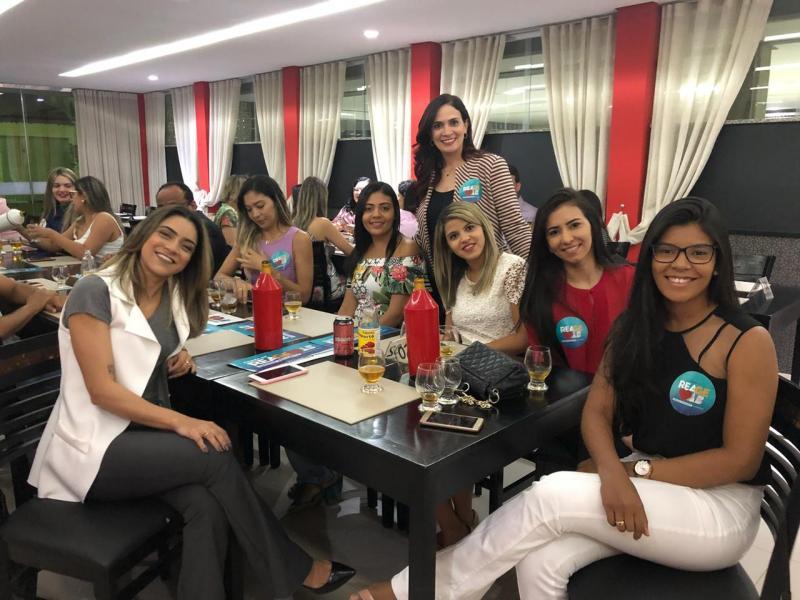 Em Floriano, Georgia Nunes diz que fechamento de comarcas é um descaso