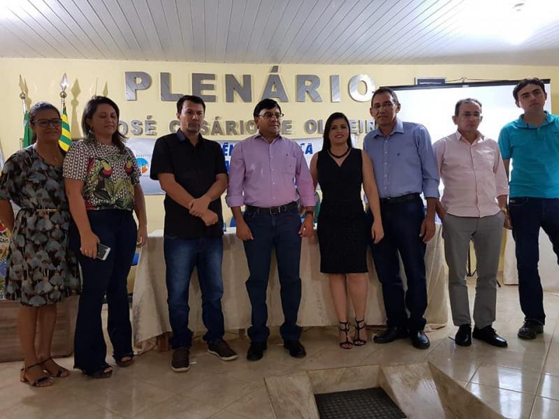 SMS de Coronel José Dias realiza audiência pública da saúde