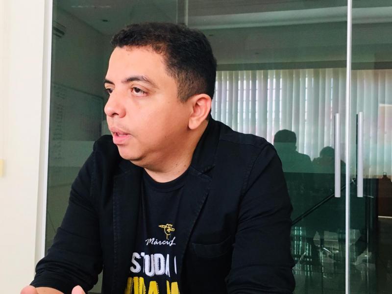 Professor Márcio Lima é o 1º convidado do 'Se Liga Concurseiro'