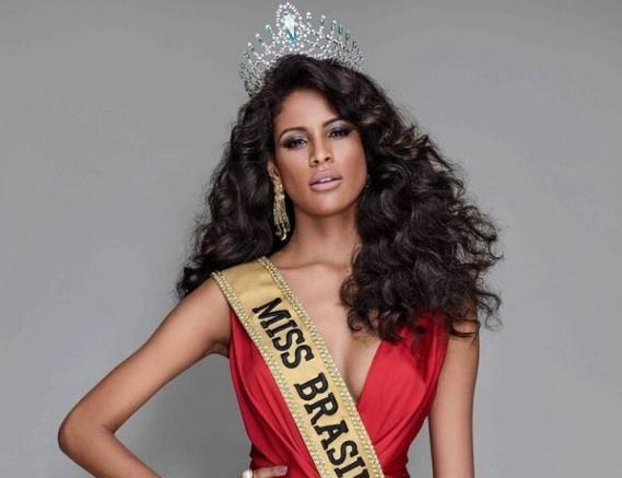 Piauiense Monalysa Alcântara embarca para Las Vegas para disputar o Miss Universo