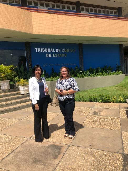 Prefeita Ceiça Dias regulariza situação do RPPS de Valença junto ao TCE