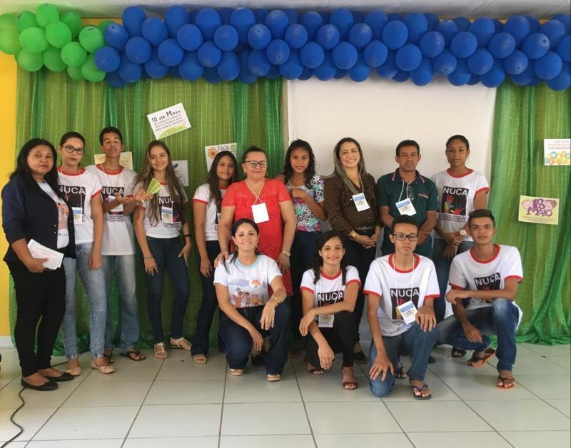 Olho D'água realiza a VII Conferência dos Direitos da criança e Adolescente
