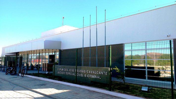 Novo prédio do Fórum da Comarca de Campo Maior será inaugurado