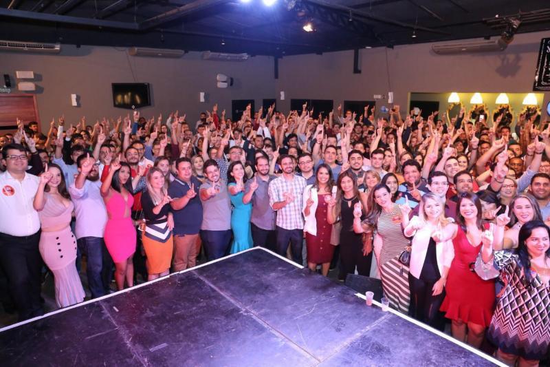 Lucas Villa reúne 500 jovens advogados em evento na capital