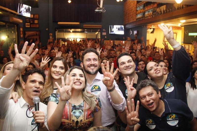 Celso Barros realiza evento em Seu Boteco com superlotação em casa de shows