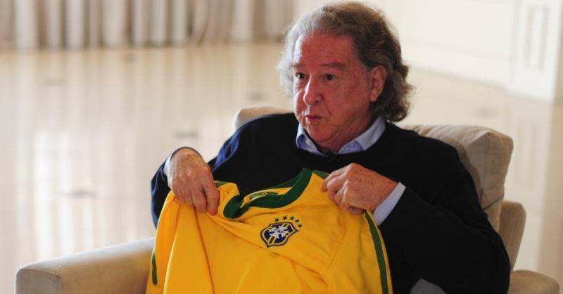 Criador da camisa da seleção brasileira morre aos 83 anos