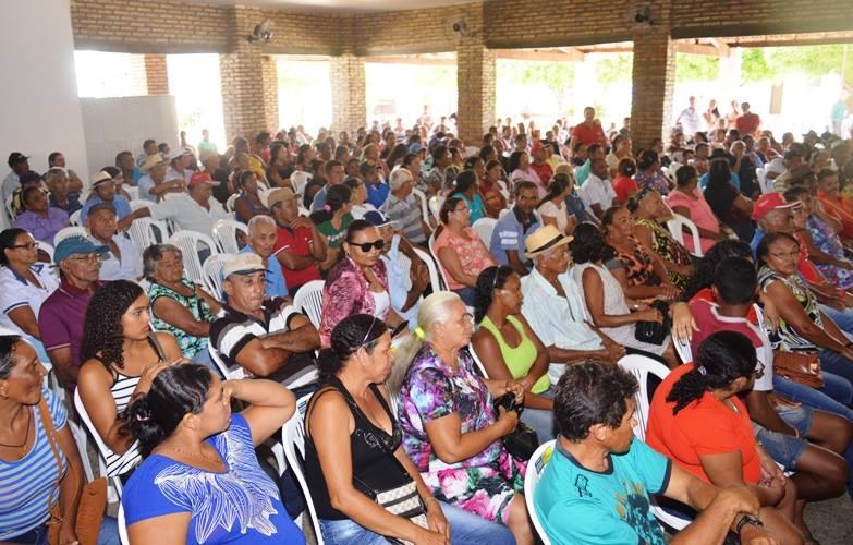 Prefeito Professor Ribinha anuncia retomada do programa 'Mais Produção'