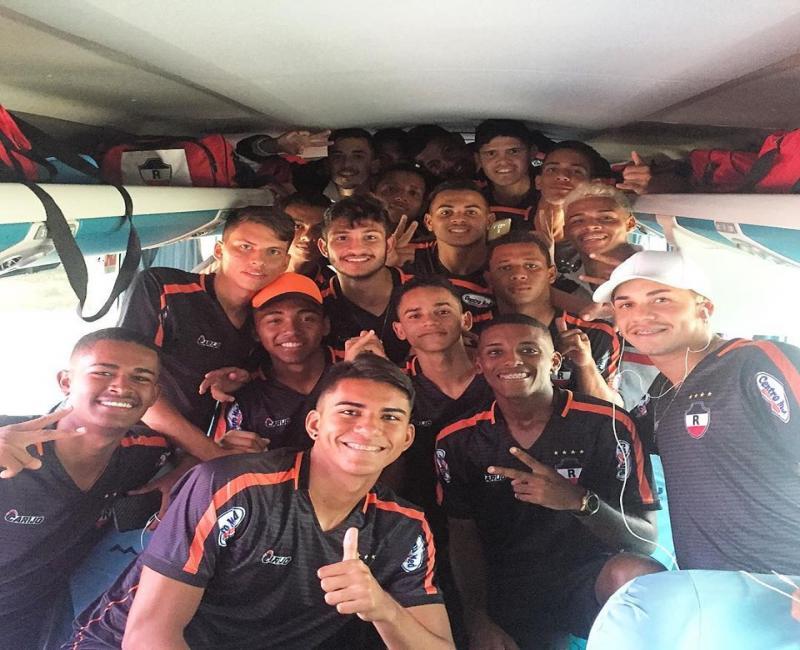River divulga relacionados para a partida contra o Ceará