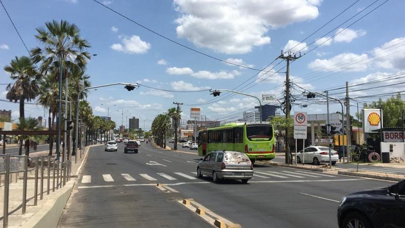 Semáforos do Corredor Leste serão ligados a partir deste sábado