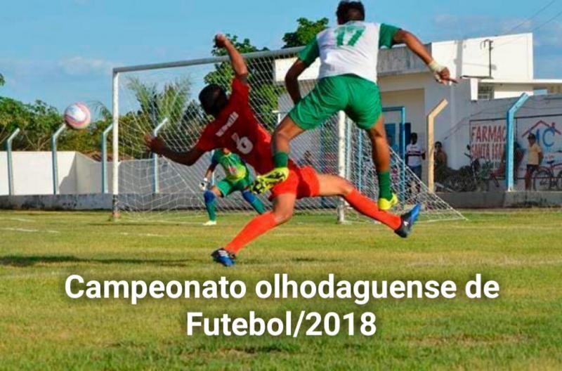 Campeonato olhodaguense de Futebol terá início neste fim de semana