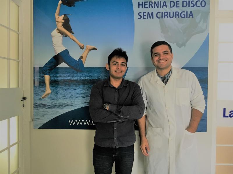 Conheça o trabalho do Jovem fisioterapeuta José Odorico
