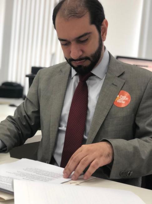 Villa reforça pedido por campanha 'limpa e propositiva' nas eleições da OAB