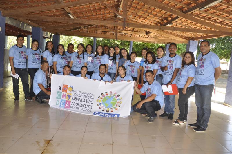 Prefeitura e CMDCA realizam X Conferência da Criança e do Adolescente