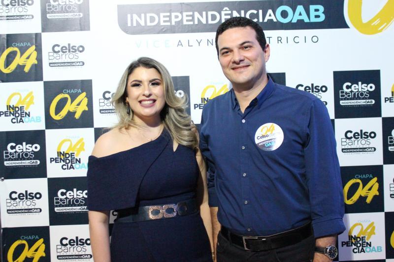 Celso Barros Neto lidera intenção de voto para eleições OAB-PI