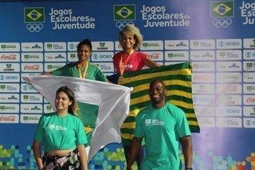 Atleta piauiense assume a liderança do ranking brasileiro sub-18