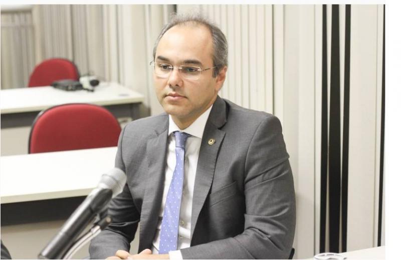 Firmino Paulo assume presidência do PSDB no Piauí
