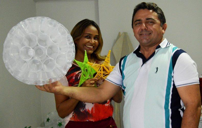 Campo Maior irá receber ornamentos e iluminação especial para o natal
