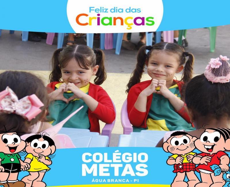 O COLÉGIO METAS, ÁGUA BRANCA-PI, ABRE MATRICULAS PARA 2019