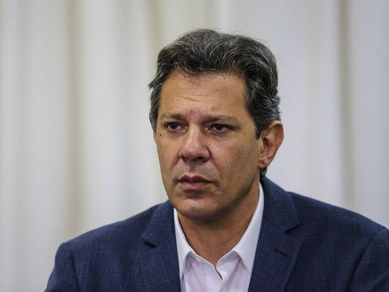 Haddad vira réu por corrupção e lavagem de dinheiro