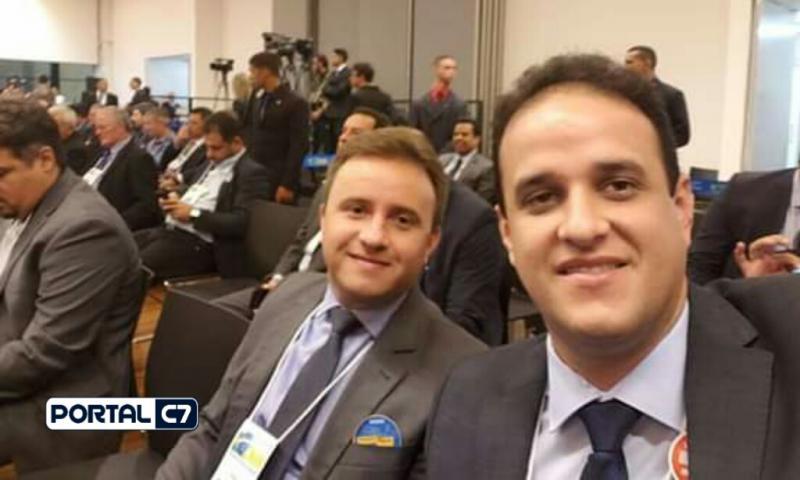 Prefeitos Diego e Júnior Bill buscando avanços para seus municípios; veja