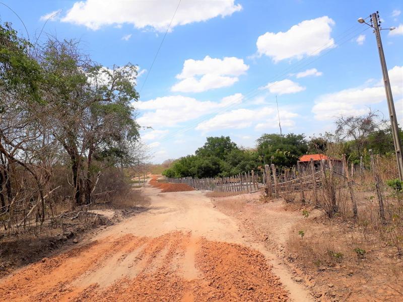 Prefeitura de Joaquim Pires realiza obras na zona rural do município