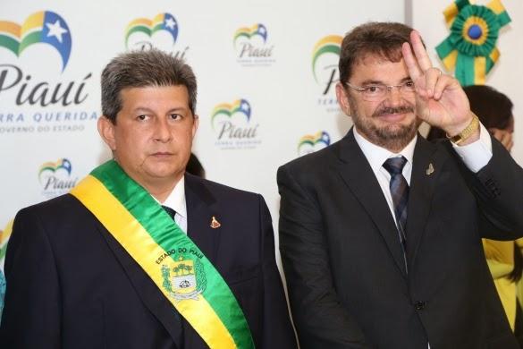 TCE-PI aprova com ressalvas contas de ex-governadores W Martins e Zé Filho