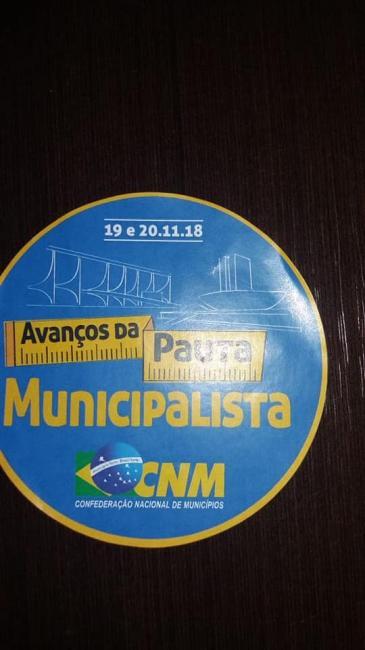 Prefeito Jullyvan Mendes está em Brasilia em caravana da APPM/PI