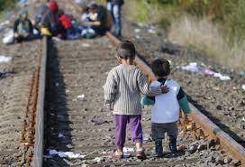 Cresce em 26% o número de crianças refugiadas em idade escolar
