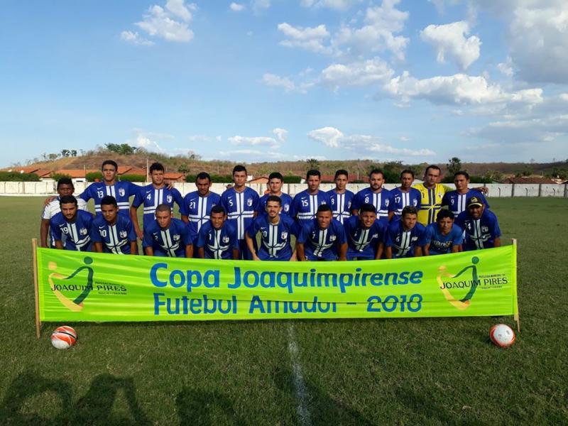 SMELT realizou a abertura da Copa Joaquimpirense 2018