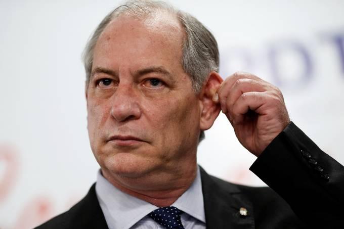 Ciro Gomes diz que Bolsonaro não ameaça a democracia